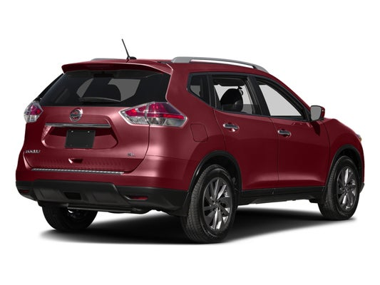 2016 Nissan Rogue Sl Premium Package In Stroudsburg Pa Abeloff Kia