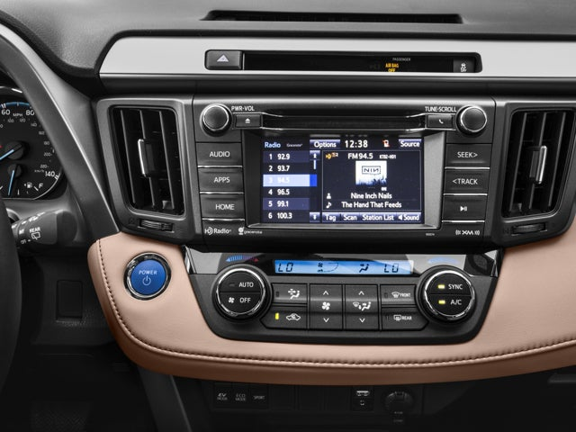 2017 Toyota Rav4 Hybrid Xle All Wheel Drive In Stroudsburg Pa Abeloff Kia
